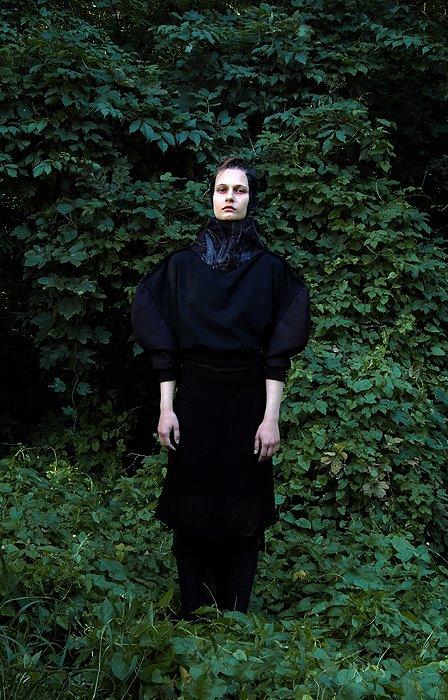 dark wood by esha. slovakia.